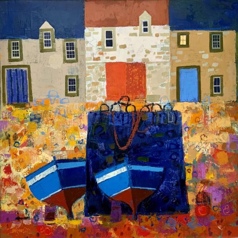 George Birrell - Pier & Boats
