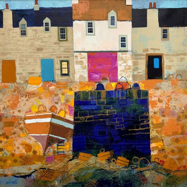 George Birrell - Pierhead Houses