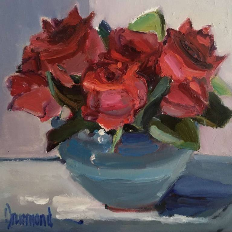 Marion Drummond PAI - Red Roses