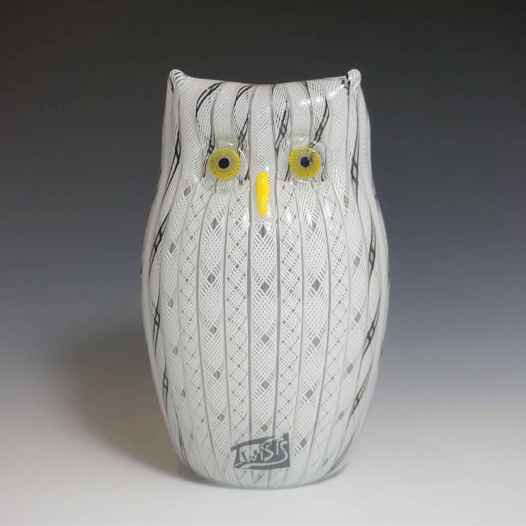 Mike Hunter - Zan Snowy Owl