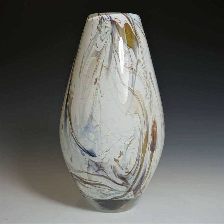 Smoke Trail Vase
