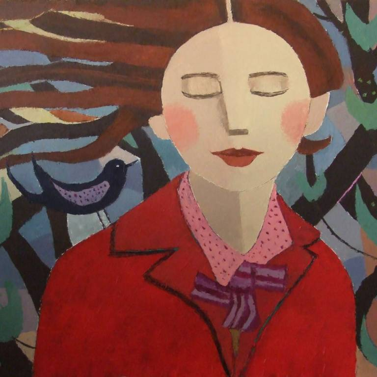 Catriona  Millar - Red Little Wing