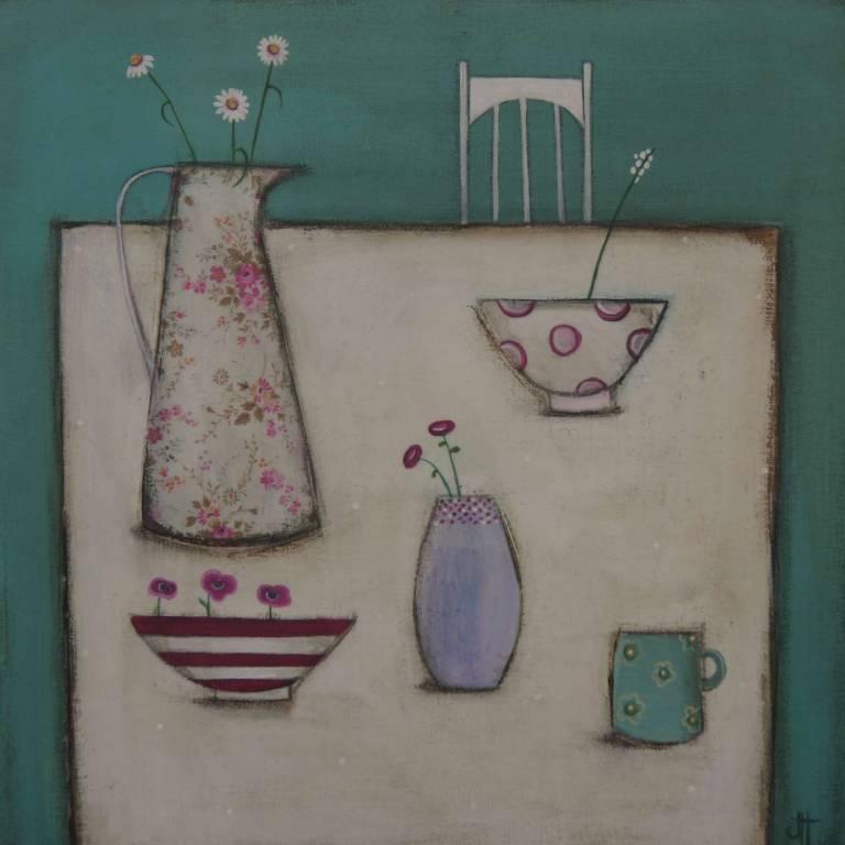 Jackie Henderson - Still Life In Pink
