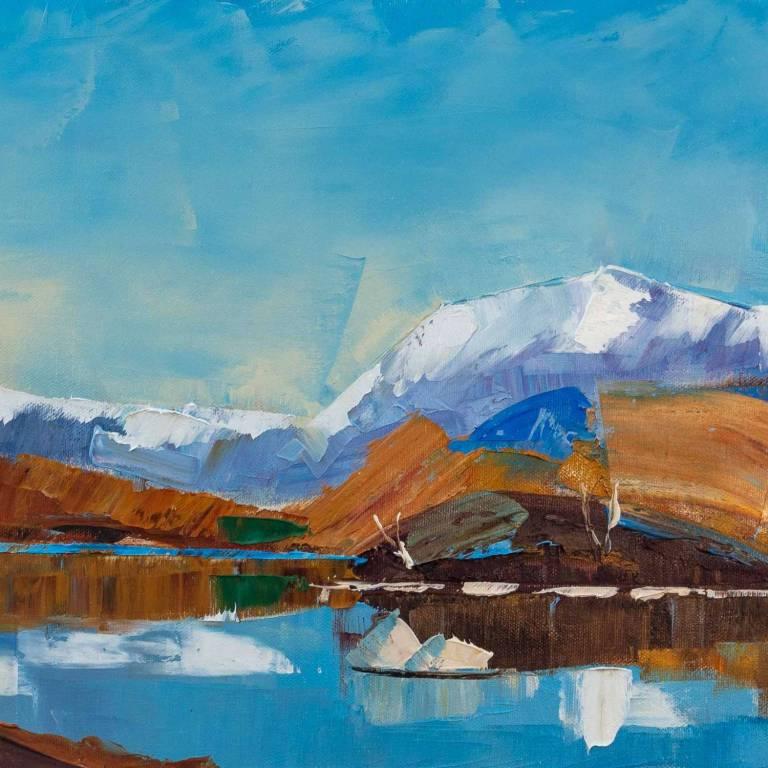 Paul Graham - Lochan na h-Achlaisa, Rannoch Moor