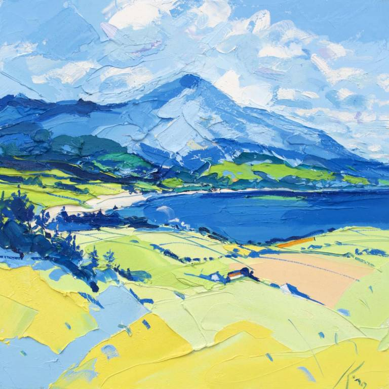 Peter King - Goat Fell, Arran