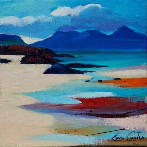 Pam Carter - Shore Streams to Rum