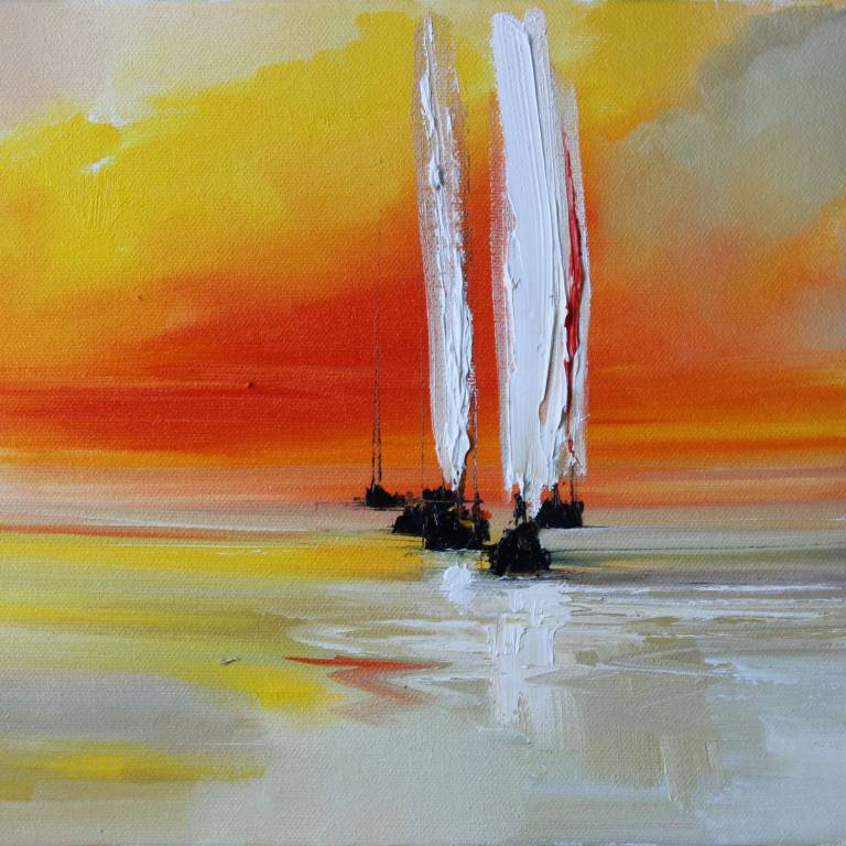 Rosanne Barr - Sails Set At Sunset