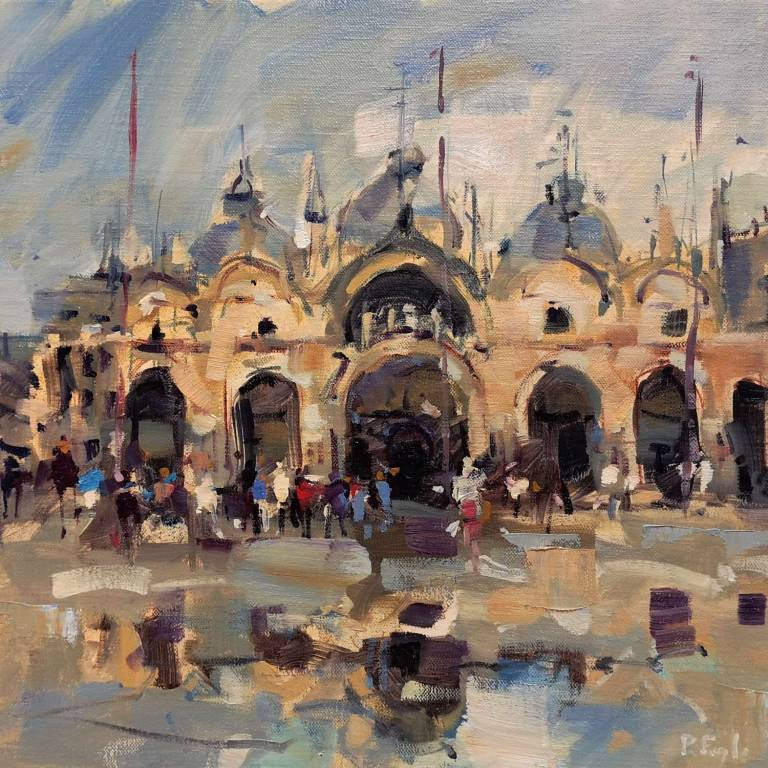 Peter Foyle - After The Rain, San Marco