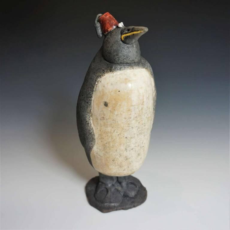 Penguin Fez