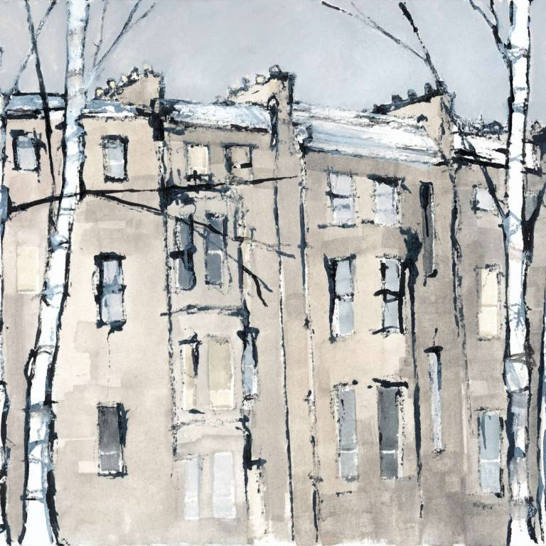 Dominic Cullen - Charing Cross, Winter III