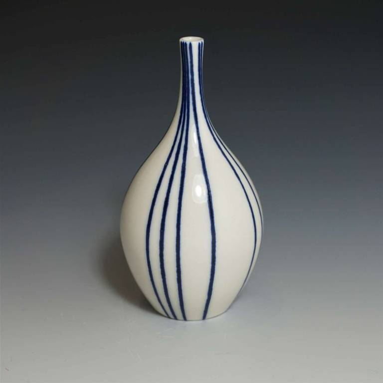 Rhian  Malin - Small Ribbon Bottle