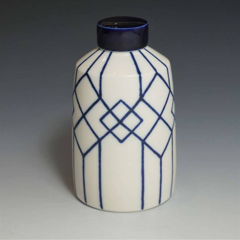 Rhian  Malin - Small Straight Zanzibar Jar