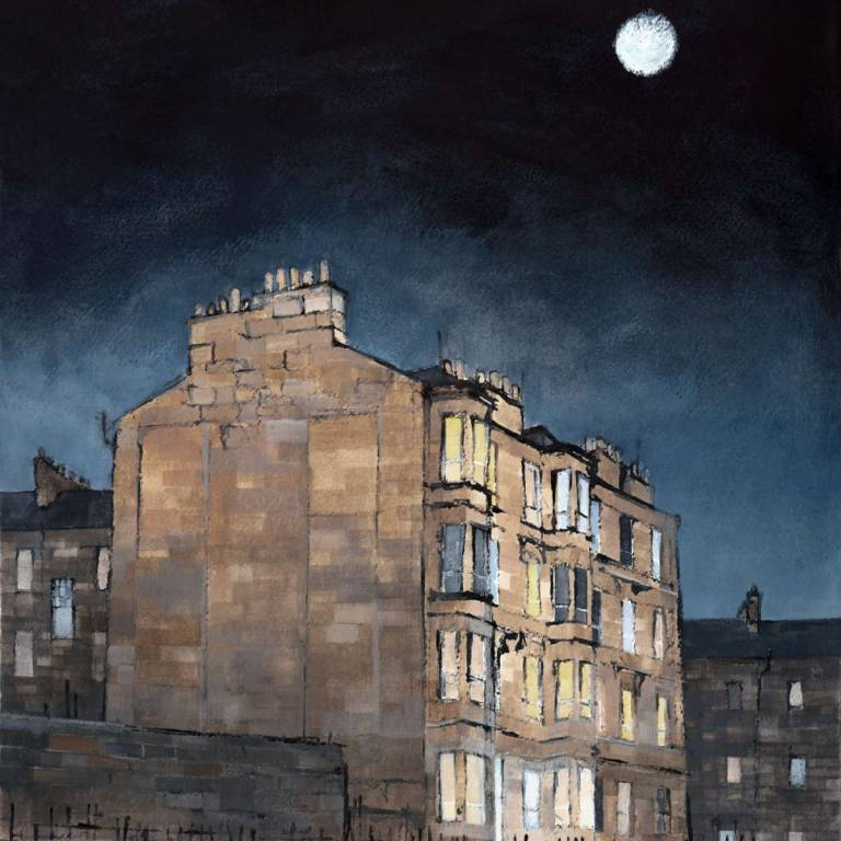 Dominic Cullen - Armadale Street, Moon