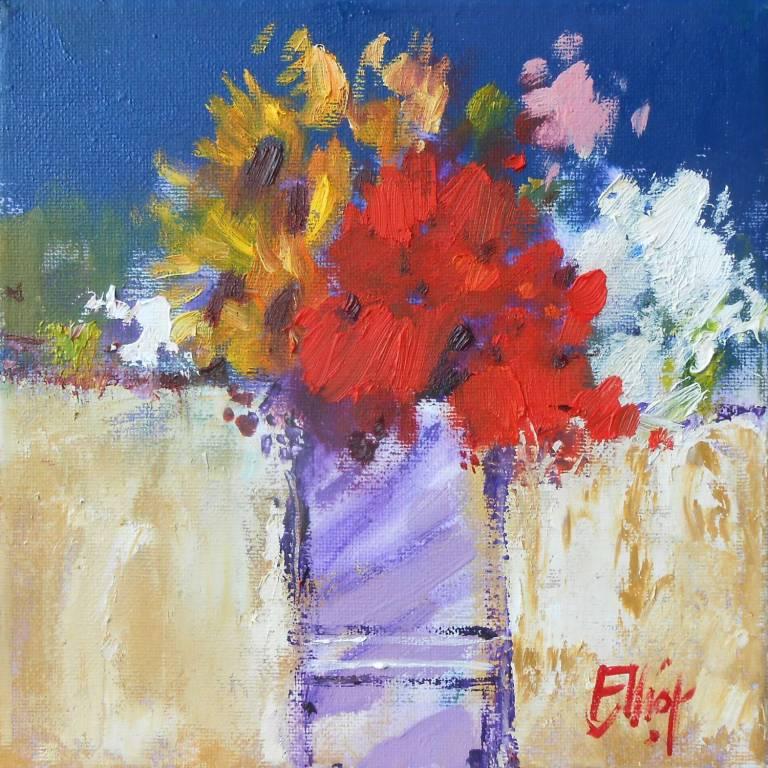 Ian  Elliot - Textured Spray
