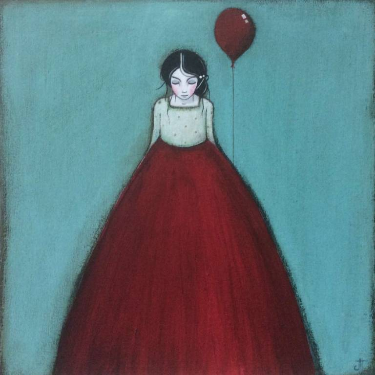 Jackie Henderson - The Girl With A Red Balloon