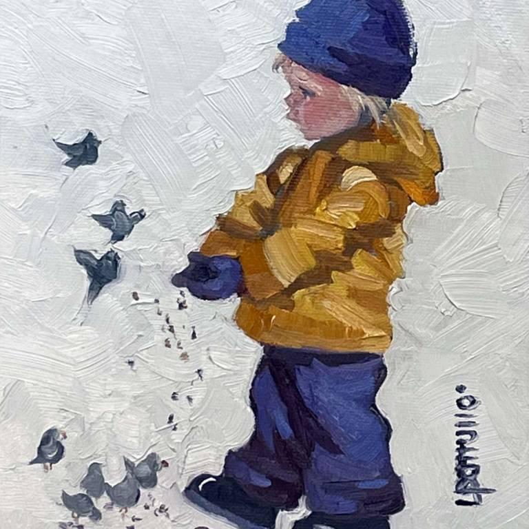 Lin Pattullo - Feed The Birds