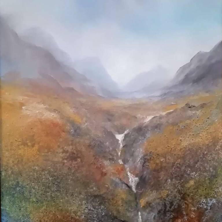 Peter Dworok - River Hamra II, Isle of Skye