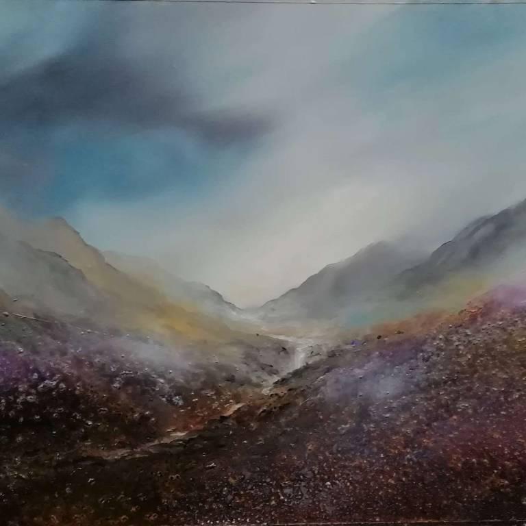 Peter Dworok - Glen Bracadale, Isle of Skye