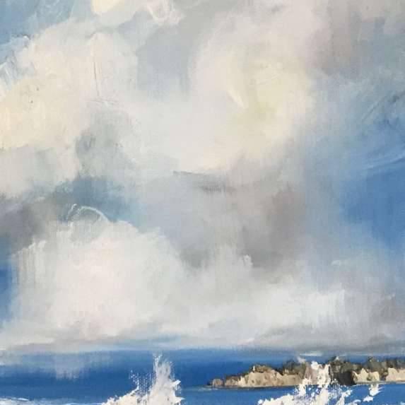 Rosanne Barr - Double Waves