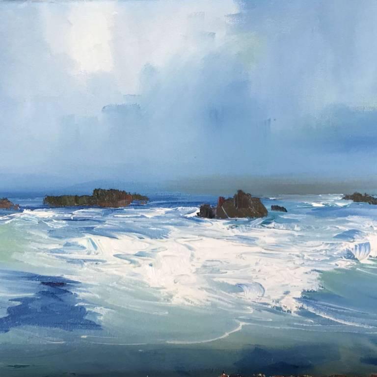 Rosanne Barr - North Atlantic Swell