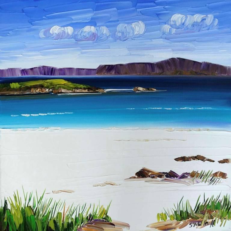 Sheila Fowler - Beach Grasses, Iona