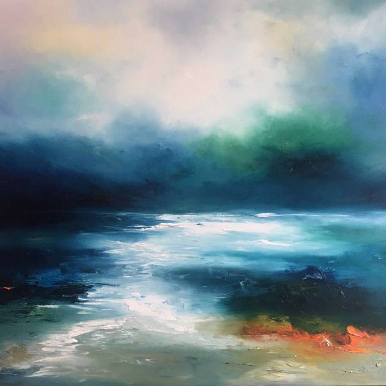 Linda Park - Looking Out to Sea