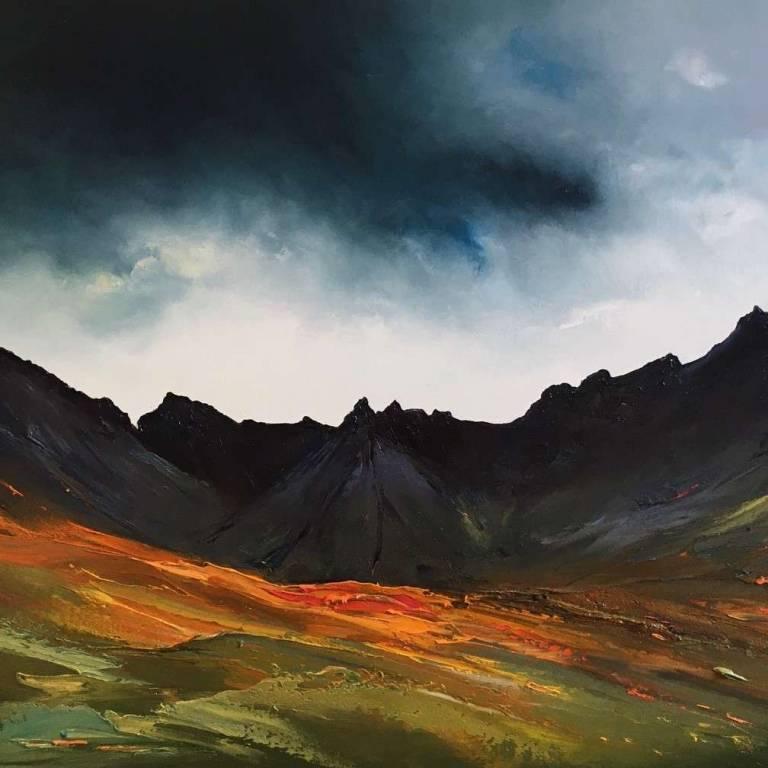 Linda Park - Dramatic The Cuillin, Isle of Skye