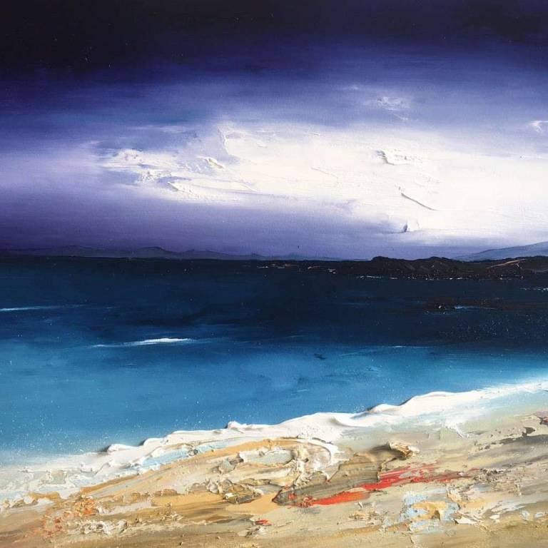 Linda Park - Light and Shade, Camas Daraich, Isle of Skye