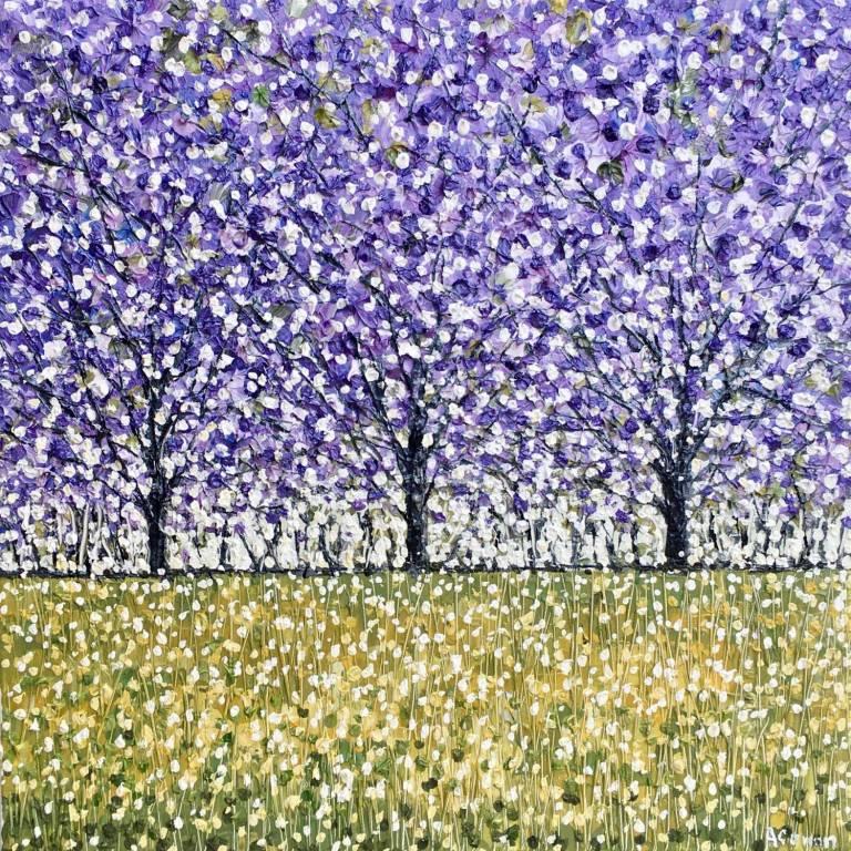 Alison Cowan - Lavender Blossom