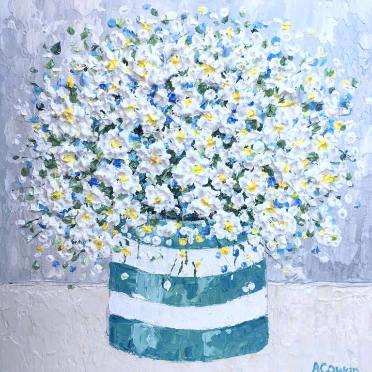 Alison Cowan - Spring in a Pot