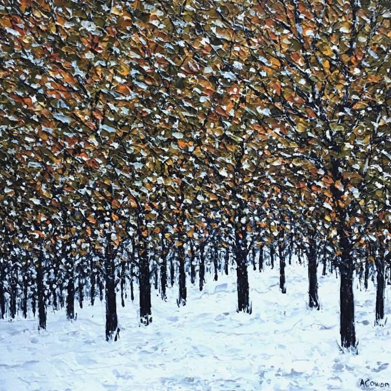 Alison Cowan - Early Snow