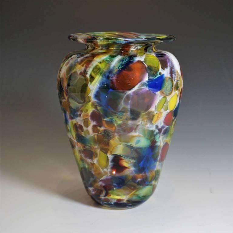 Tall Gaudi Vase