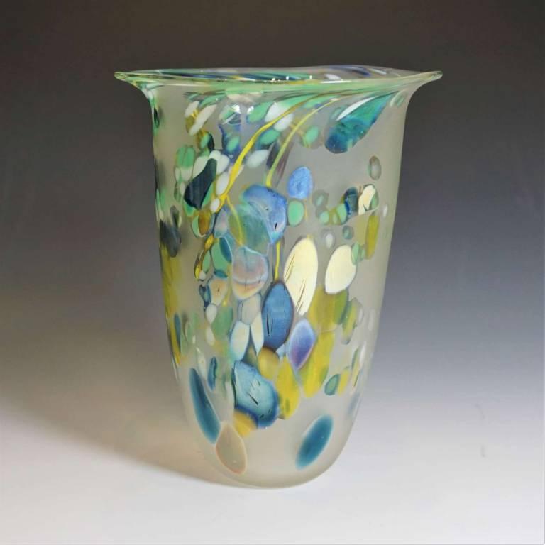 Seagrass Small Vase