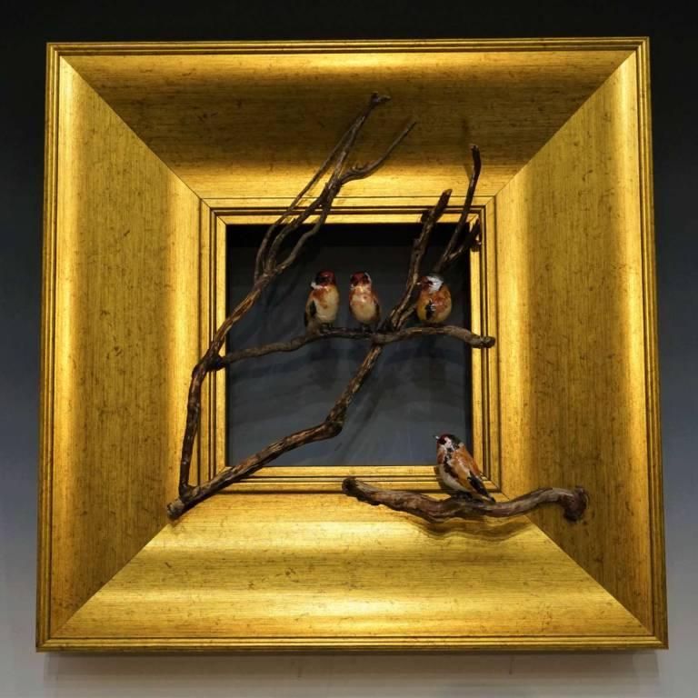 Robin Fox - Goldfinch Quartet