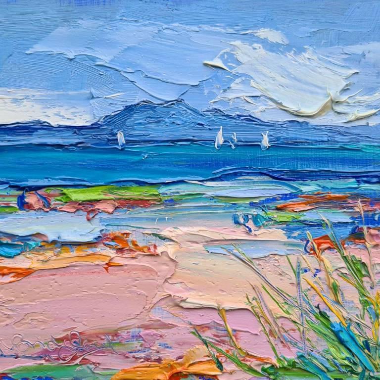 Judith I. Bridgland - On The Shore, Seamill
