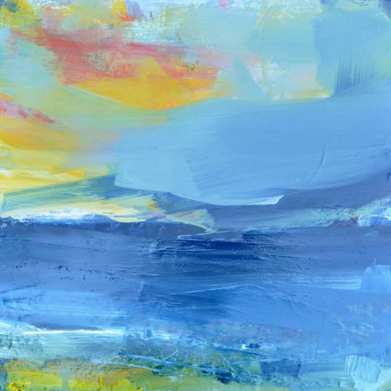 Mairi Clark - Summer Storm, Harris