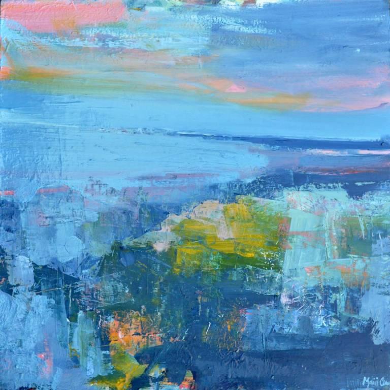 Mairi Clark - Fields & Distant Coast