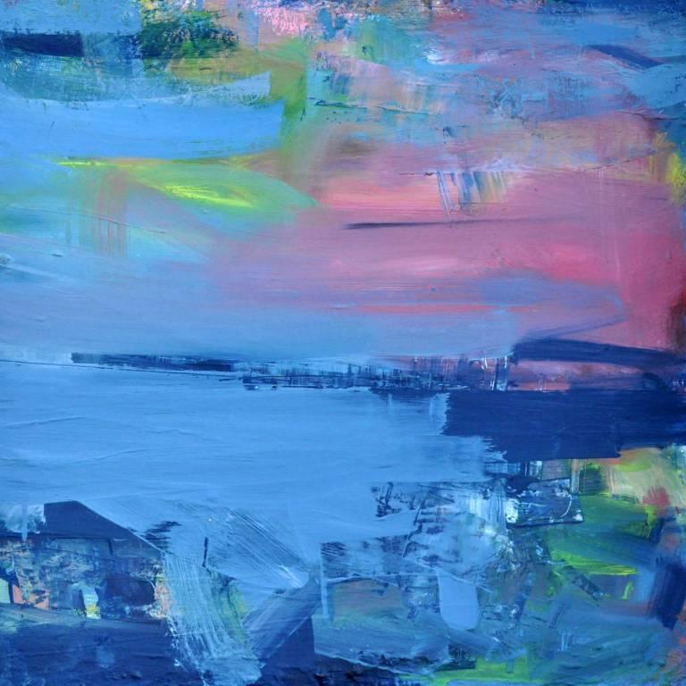 Mairi Clark - Evening Across The Forth