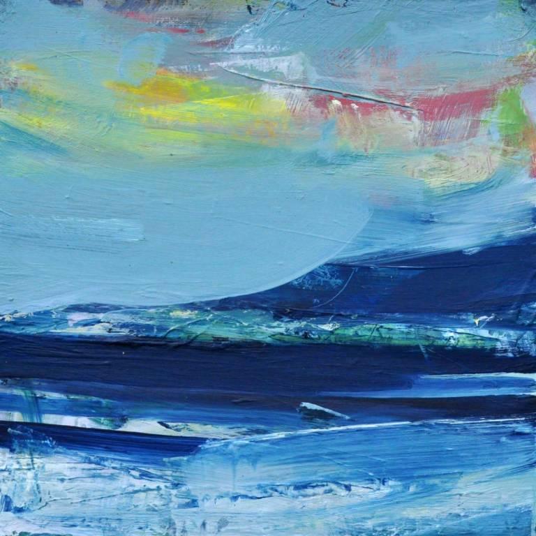 Mairi Clark - Stormy Day Hebrides