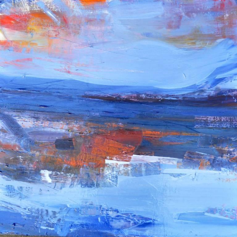 Mairi Clark - Loch Brora At Twighlight