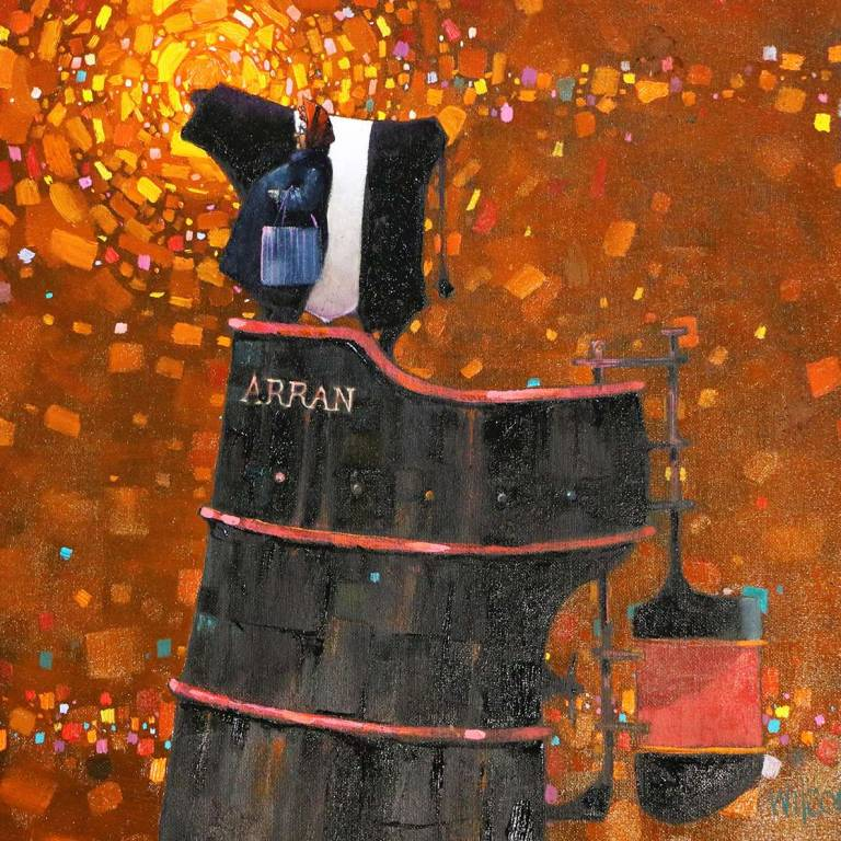 Gordon Wilson - Kaleidoscopic Arran Sojourn