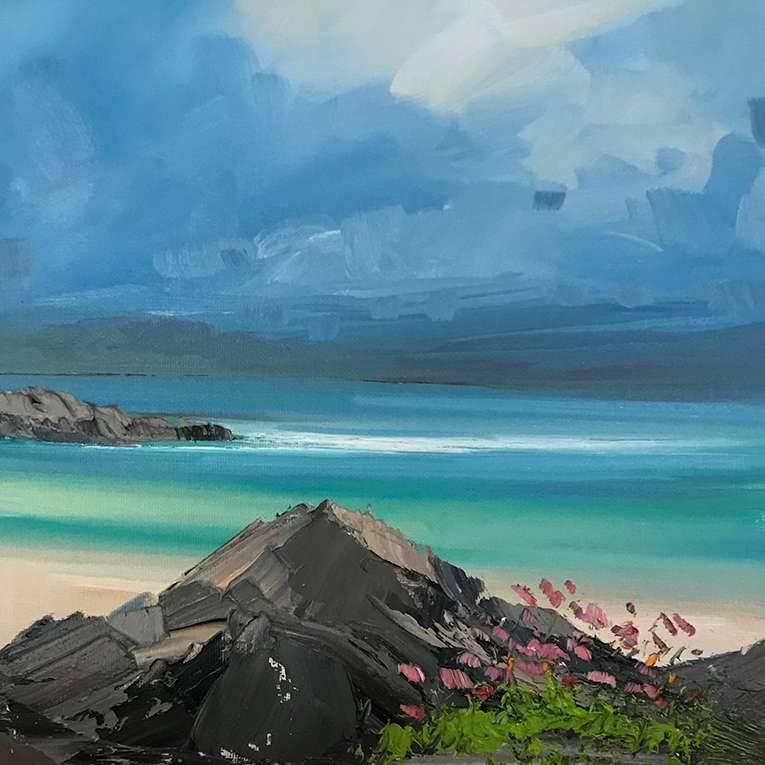 Rosanne Barr - Sea Thrift Lining The Shore