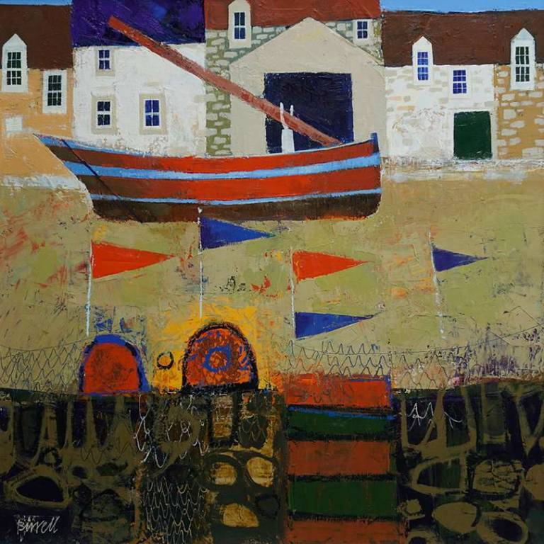 George Birrell - Sandy Harbour