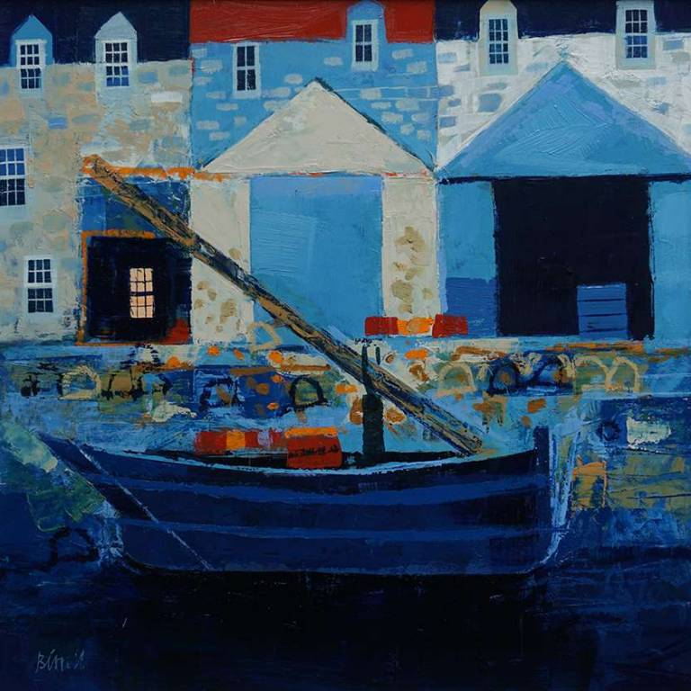 George Birrell - Two Sheds