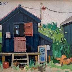 Lin Pattullo - The Fishing Hut