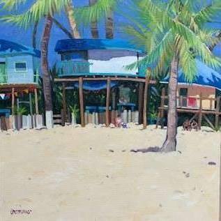 Lin Pattullo - Kovalem Beach India