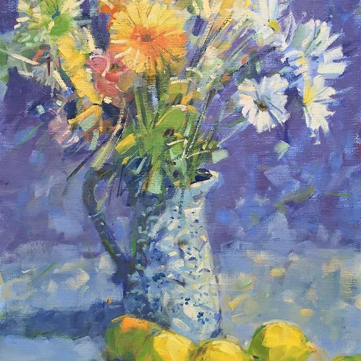 Peter Foyle - Spring Flowers