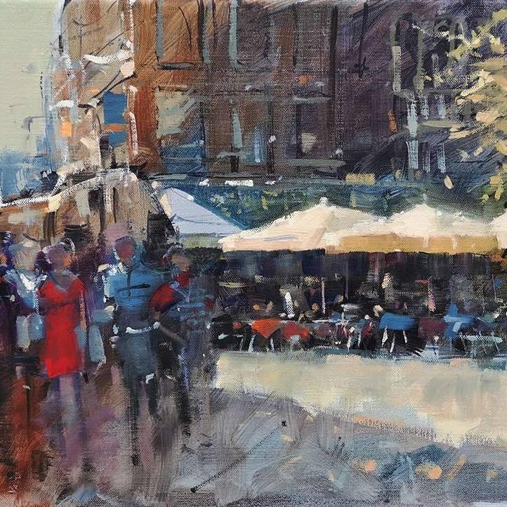 Peter Foyle - Cafe Culture