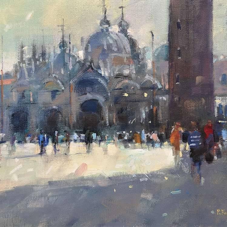 Peter Foyle - San Marco Morning