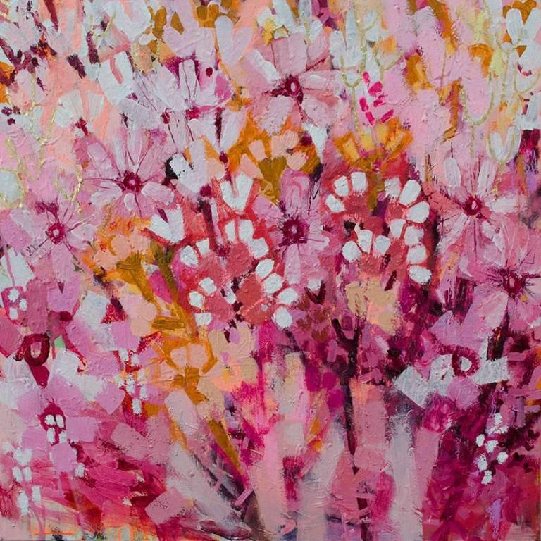 Kathryn  Adamson - Sunset At The Botanics